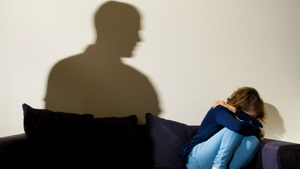 Man who bashed ex-wife and hit daughter back on the streets