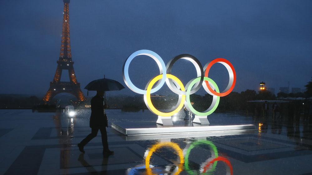 Paris Olympic bid.