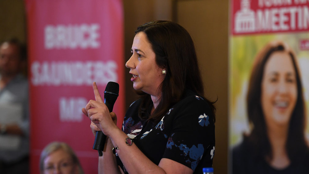 How Annastacia Palaszczuk will choose the election date