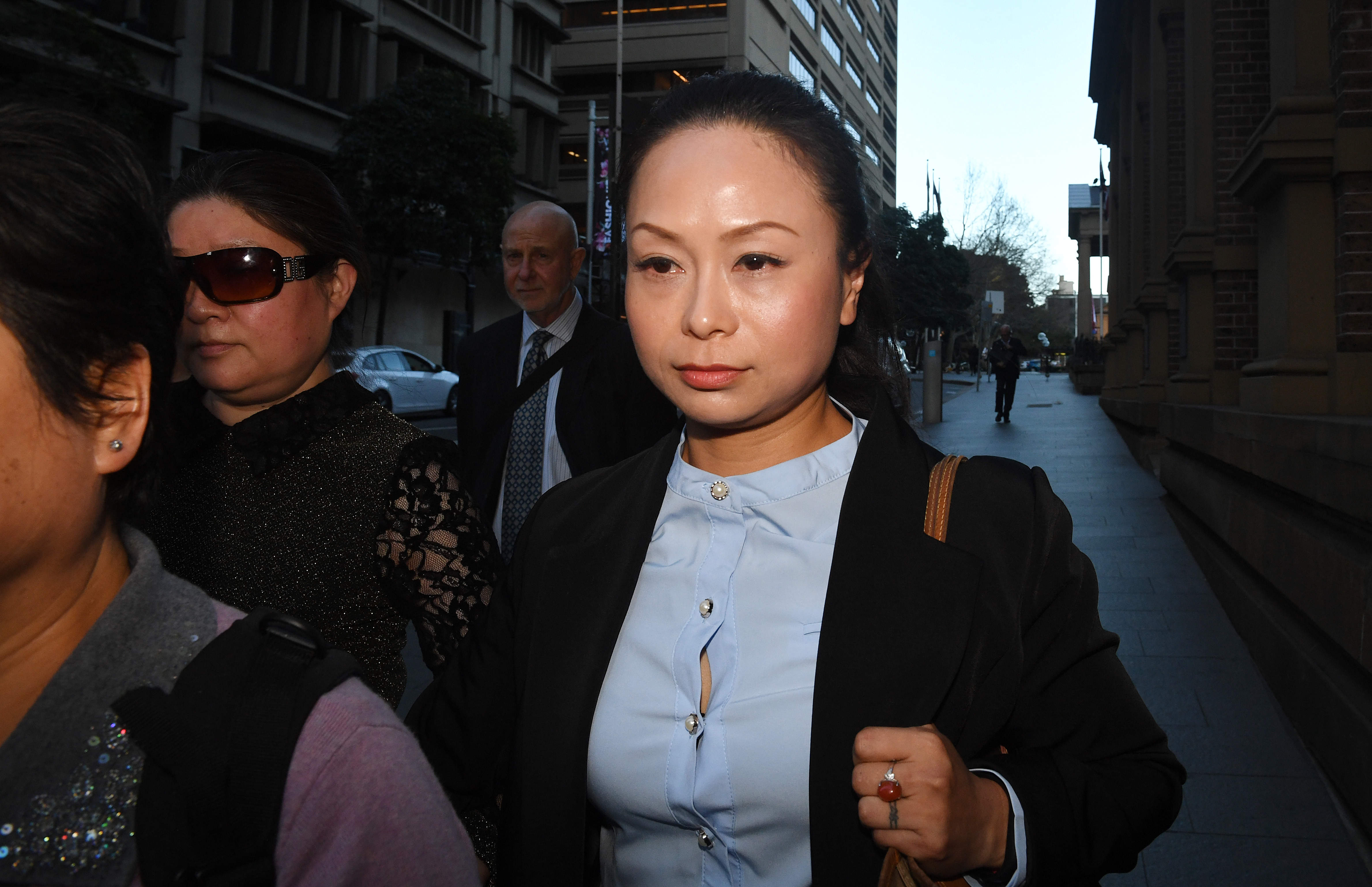 Restaurateur cleared of killing husband in knife struggle