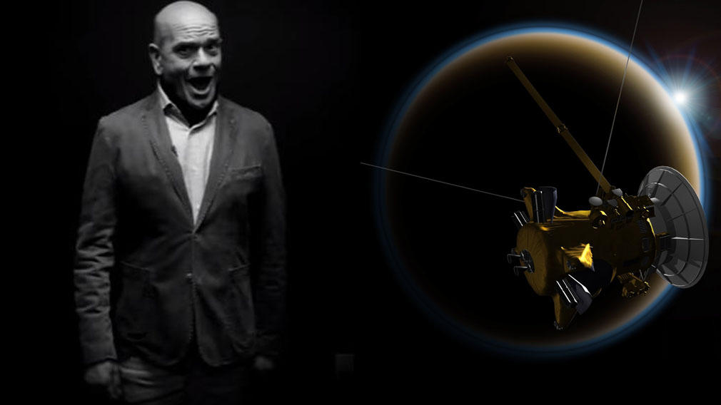NASA's Cassini has been honoured with a opera song.