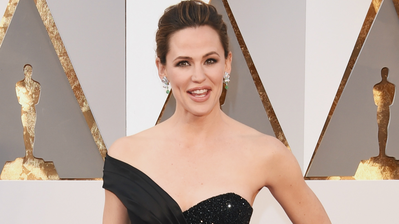 Jennifer Garner as you've never seen her before