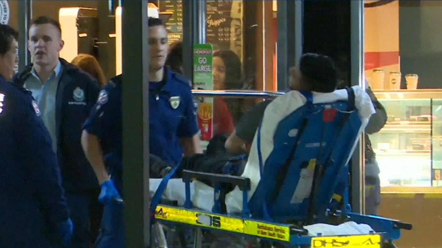 Teen hospitalised after Sydney axe attack