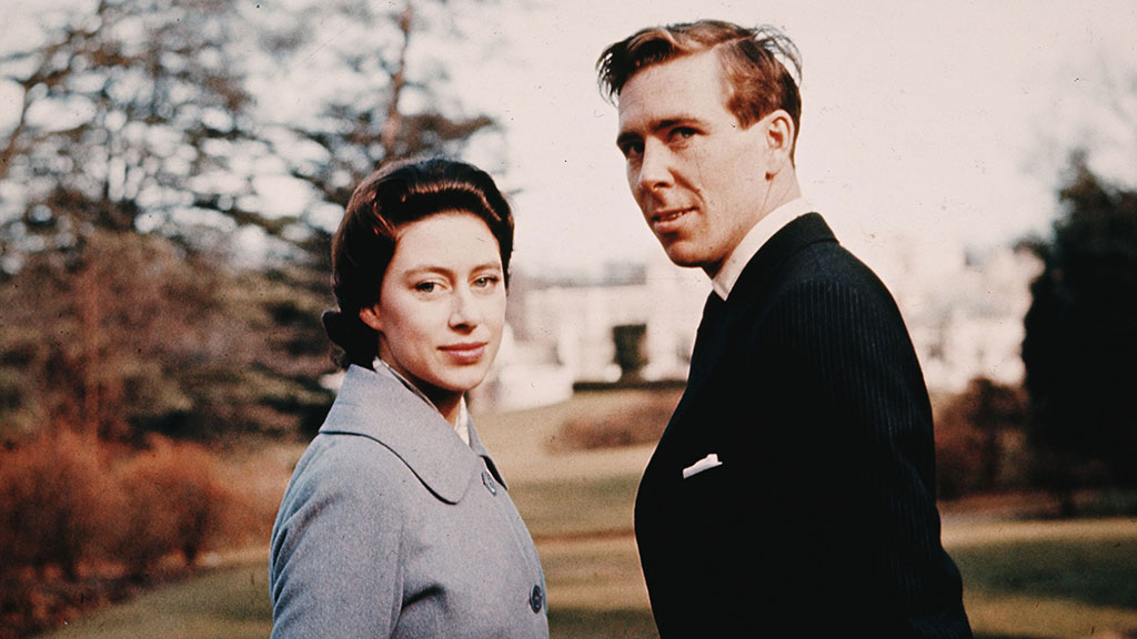Princess Margaret and Lord Snowdon. Image: Getty.