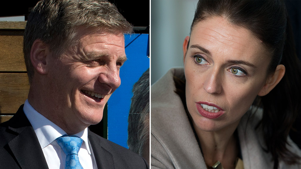 Early New Zealand election results favour National