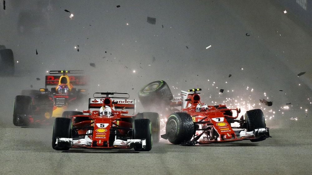 Singapore Grand Prix.