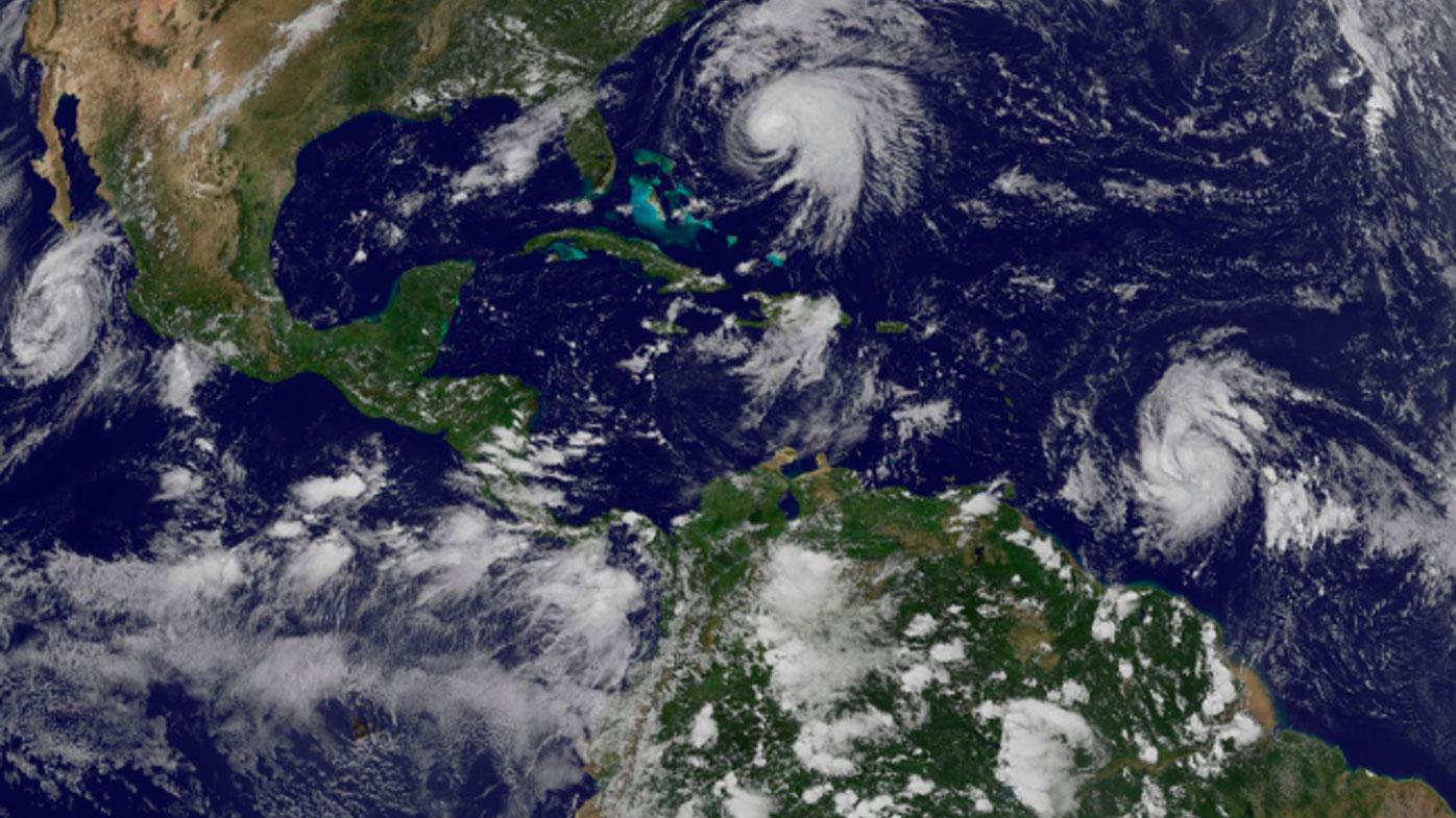 New Tropical Storm Maria threatens Leeward Islands
