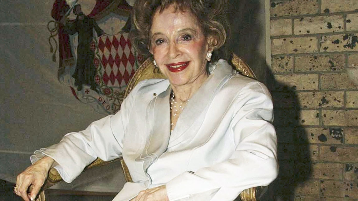 Lady Mary Fairfax was 95 years old.