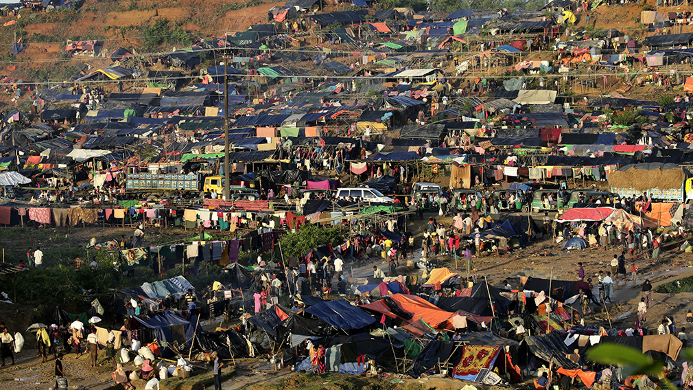 Korea to provide humanitarian aid for Myanmar refugees