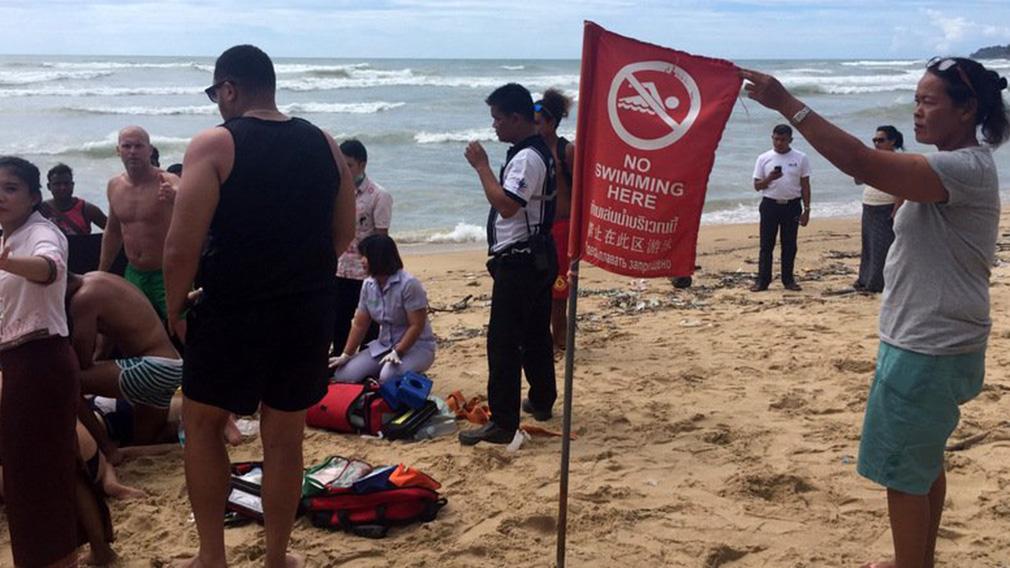 Melbourne grandmother dies on Thai holiday