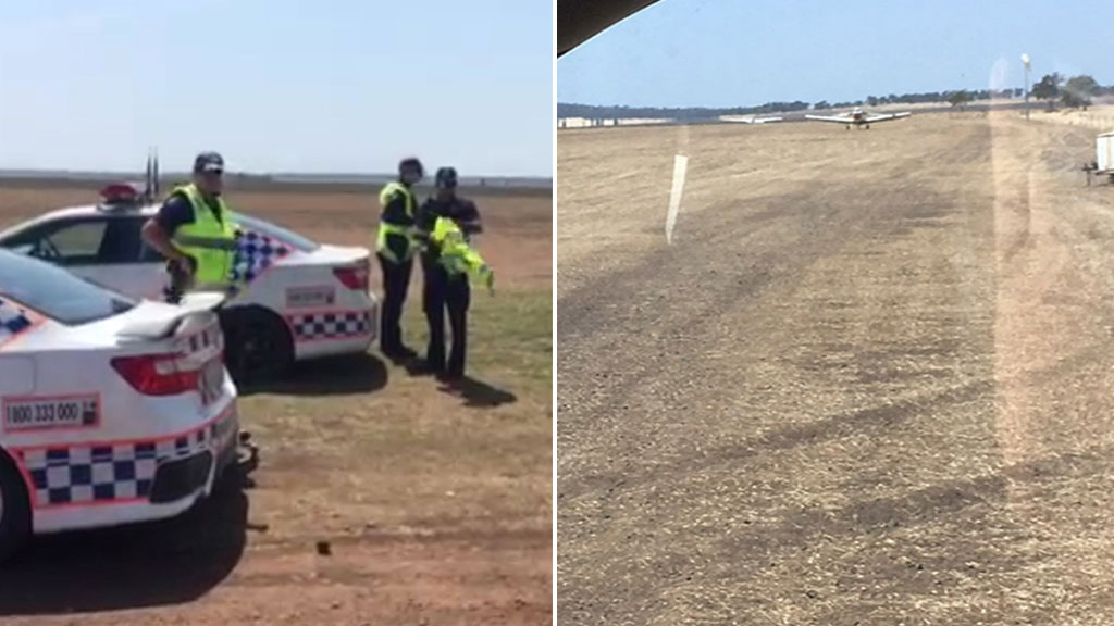Two dead in Queensland glider crash