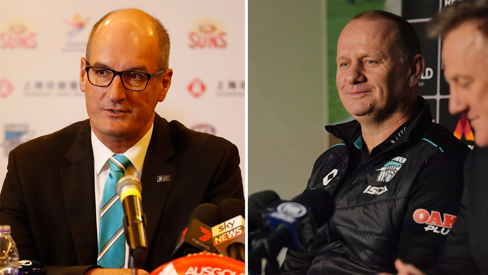David Koch and Ken Hinkley.