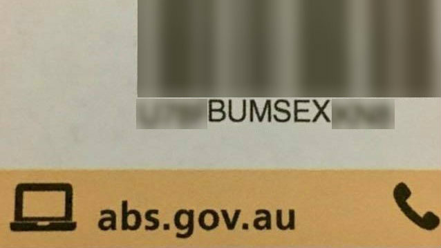 Cheeky message found in Aussie same-sex marriage voter ballots