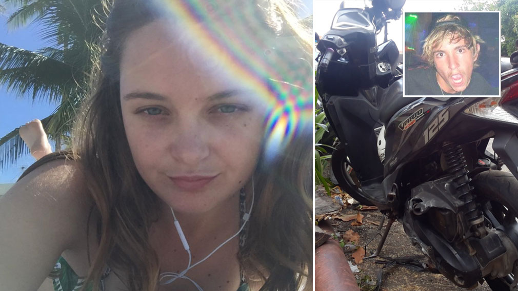 Australian woman killed in Bali scooter crash