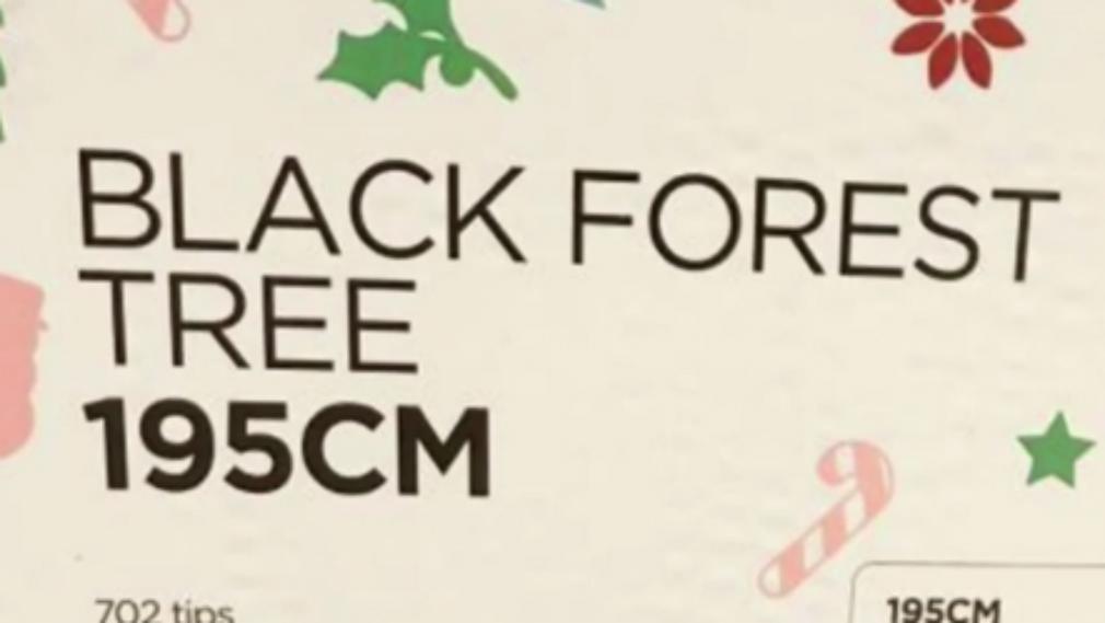 Major retailer under fire for politically correct renaming of Christmas trees