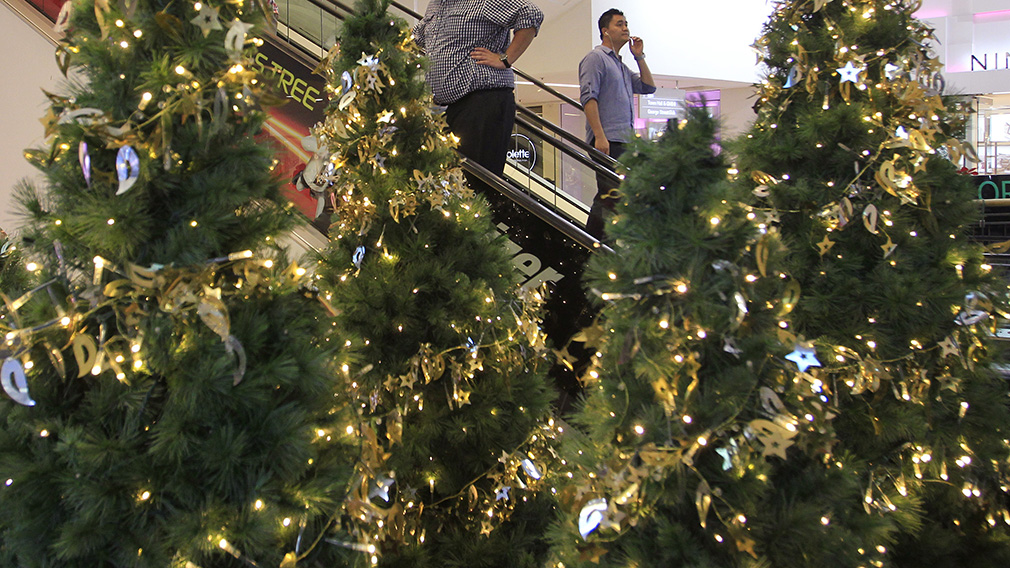 Shoppers fuming after Big W removes 'Christmas' from its tree range