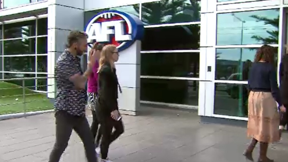 Bomb hoax sparks evacuation at AFL House