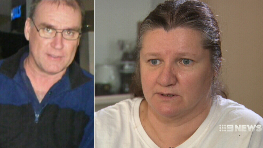 'It was so quick': Widow's plea after husband dies from meningococcal