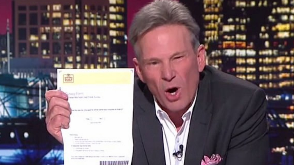 Sam Newman launches attack on AFL over marriage equality