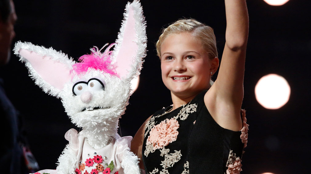 Twelve-year-old ventriloquist wins 'America's Got Talent'