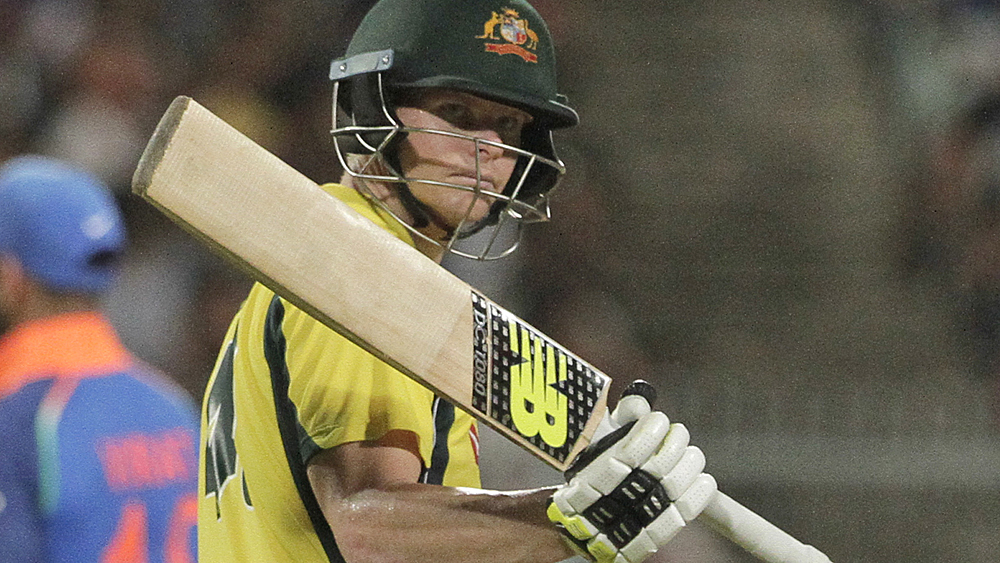 Australia vs India ODI cricket: Captain Steve Smith frustrated by Aussie batting collapses