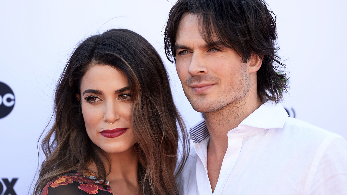Iam Somerhalder said he threw out wife Nikki Reed's birth control pills