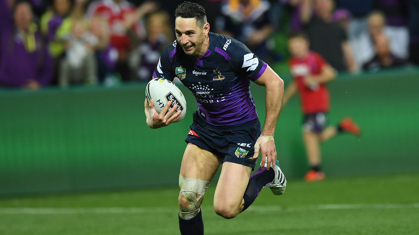Storm belt Broncos to qualify for NRL Grand Final