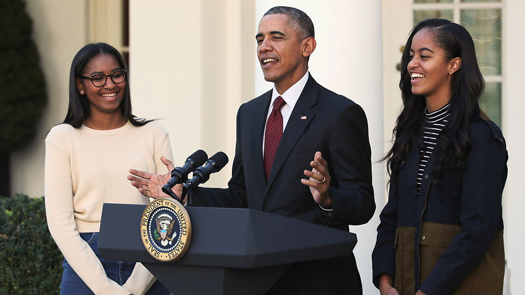 Michelle Obama: WH being led with fear