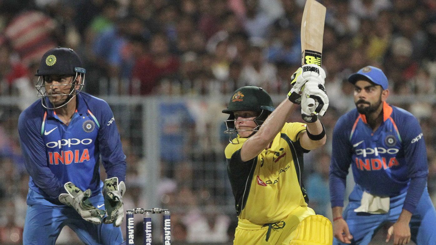Aussies start strongly but waste chance after posting 6-293