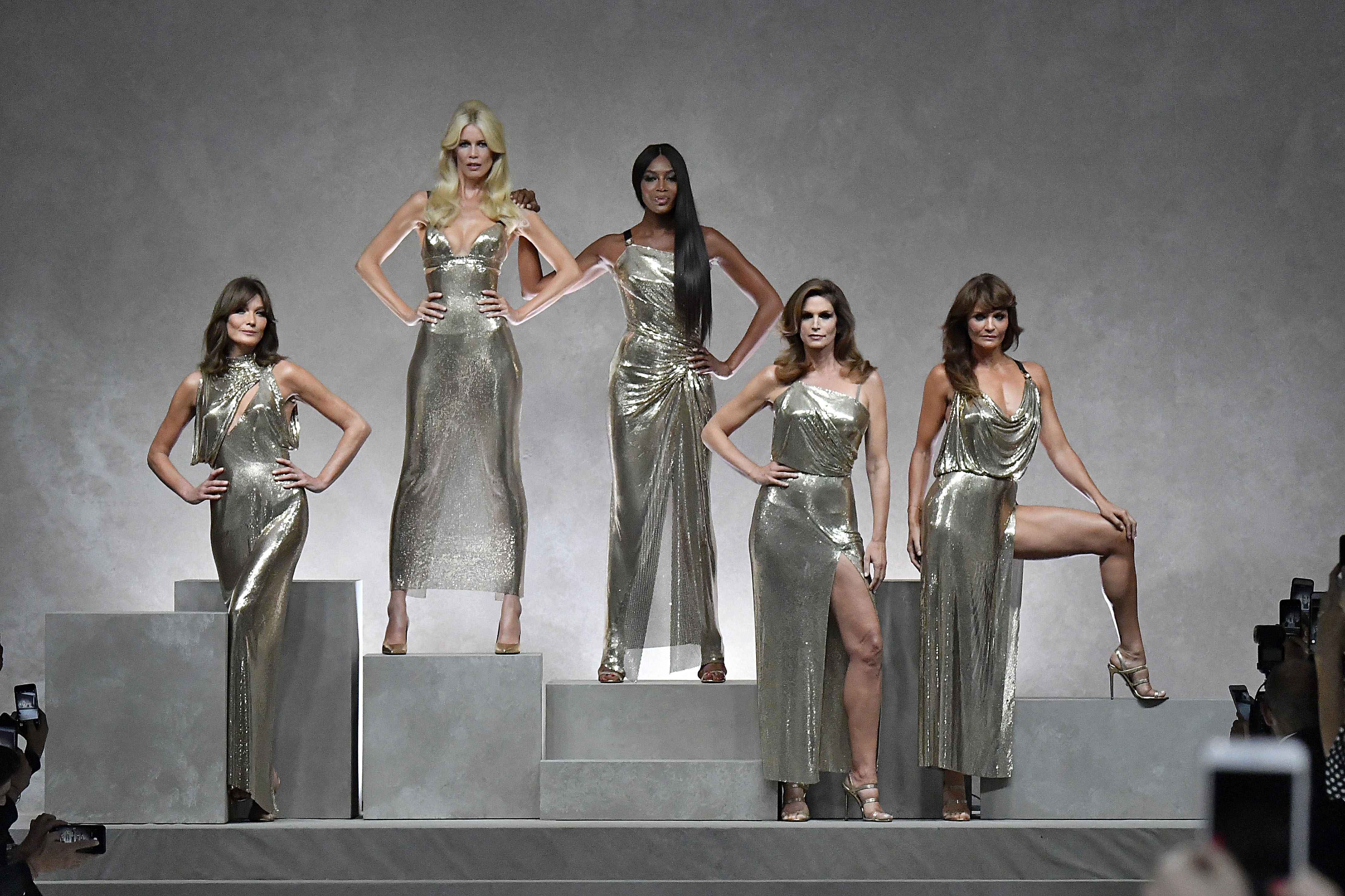 Real beauty the supermodel runway
