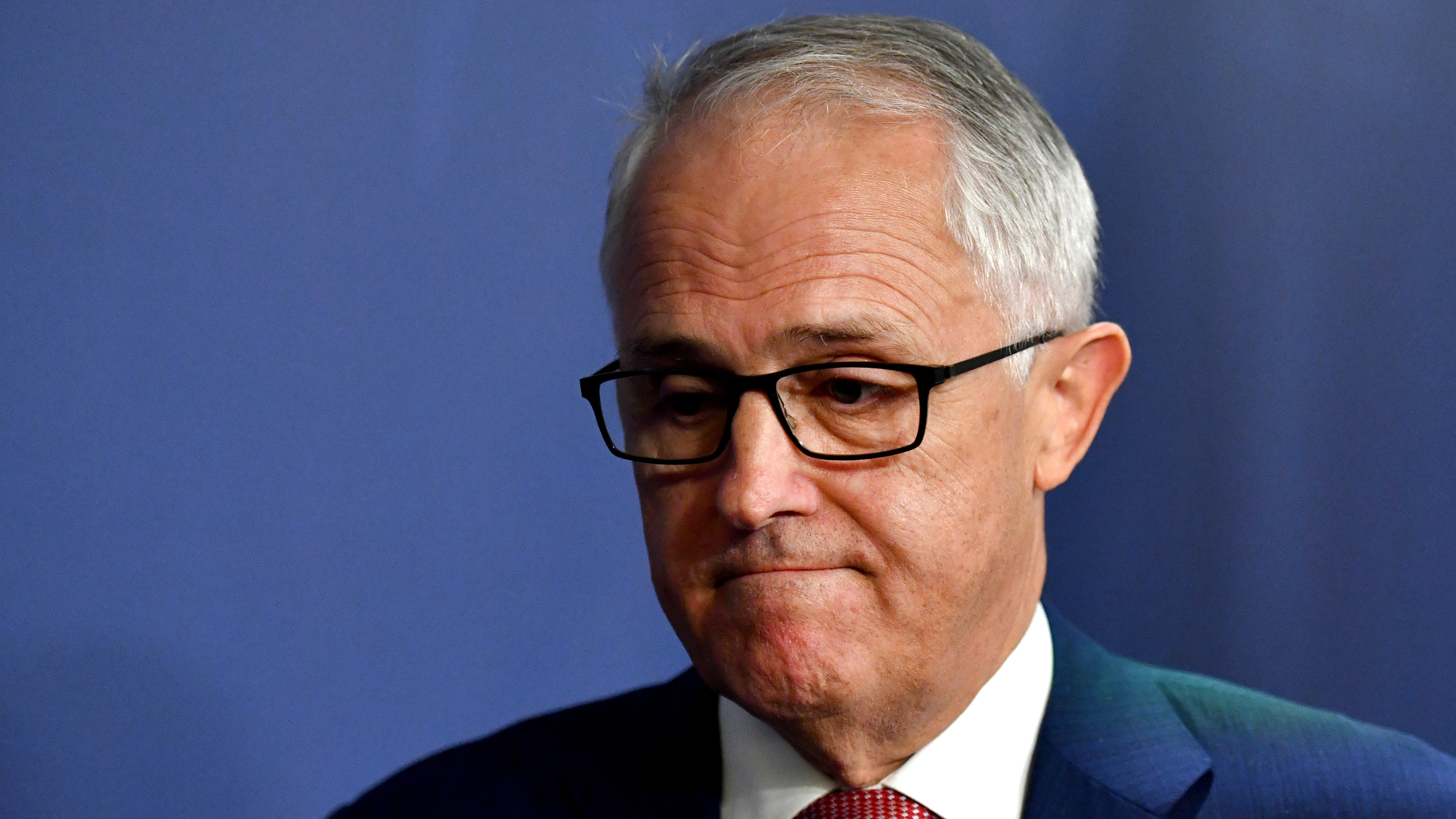 Turnbull holds trigger over gas companies' heads