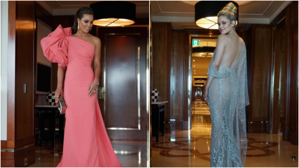 Brownlow Medal 2017: WAGs share sneak peek of glamorous gowns