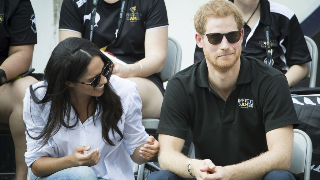Meghan Markle Is Reportedly Being Coached to Be Prince Harry's Wife