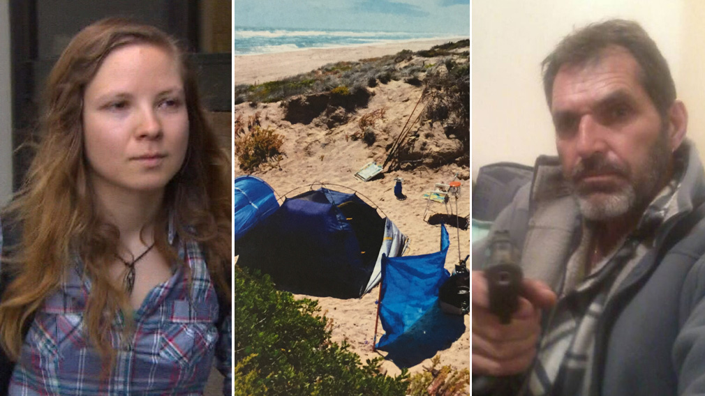 Identity of backpacker who survived Salt Creek attack revealed