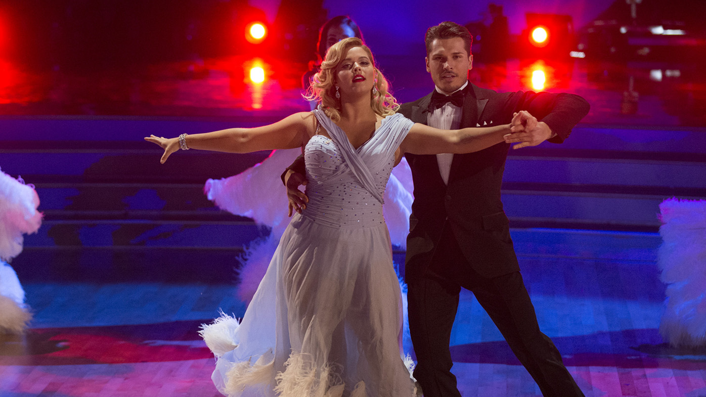 'Dancing with the Stars'' Sasha Pieterse explains 70 lbs weight gain