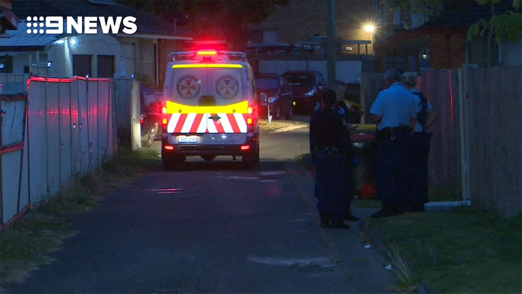 Woman critically injured, man arrested in Campsie