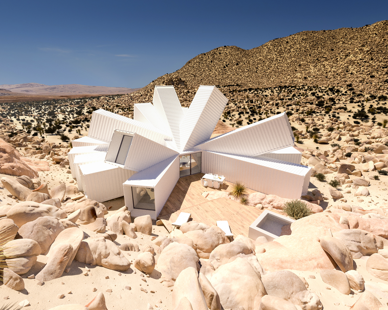 <strong>Stunning Joshua Tree residence realises previously abandoned design</strong>