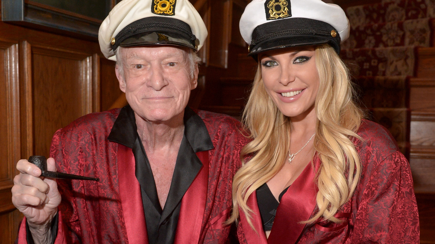 Hugh Hefner laid to rest in private memorial for family and friends