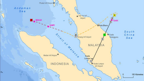 MH370 missing flight report released