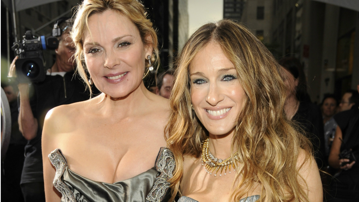 'Sex and the City 3' Not Happening, Sarah Jessica Parker Says