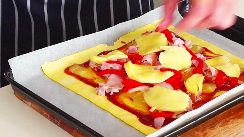TODAY EXTRA: TV chef's healthy pizza dough hack may surprise you