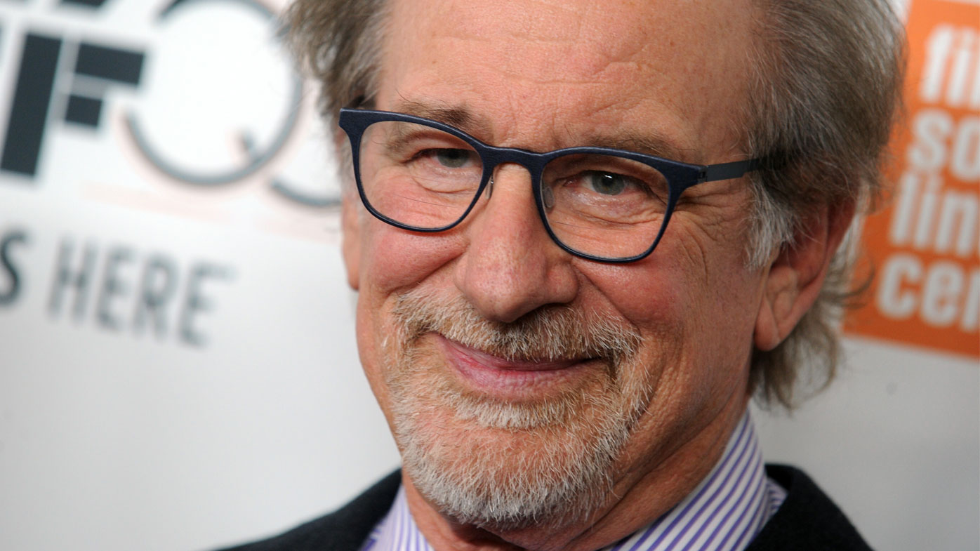Steve Spielberg is set to team up with Apple for its first major push into TV programming (Photo by Dennis Van Tine/ABACAPRESS.COM)