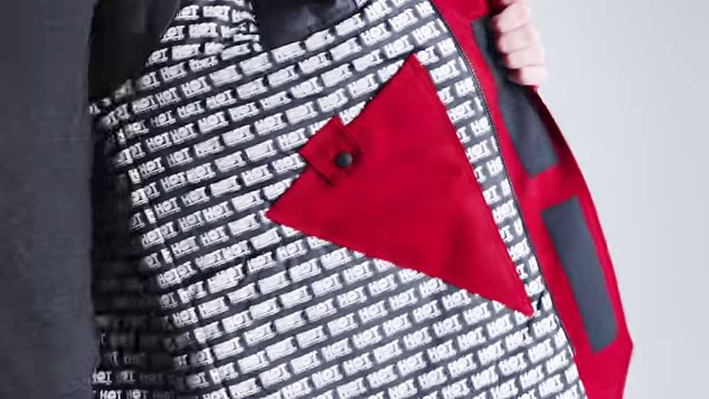 This Pizza Hut parka has a literal pizza pocket, and Twitter wants in