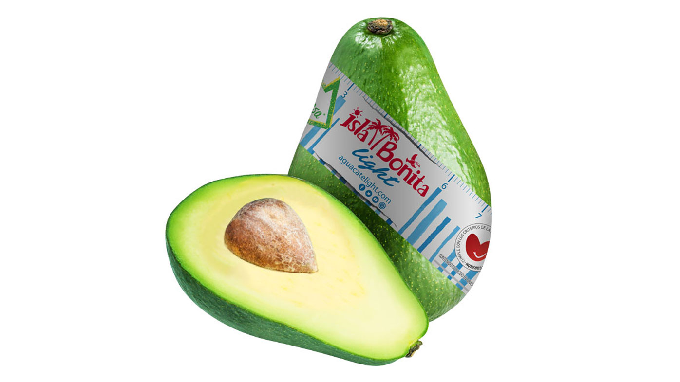 There's now a reduced-fat avocado
