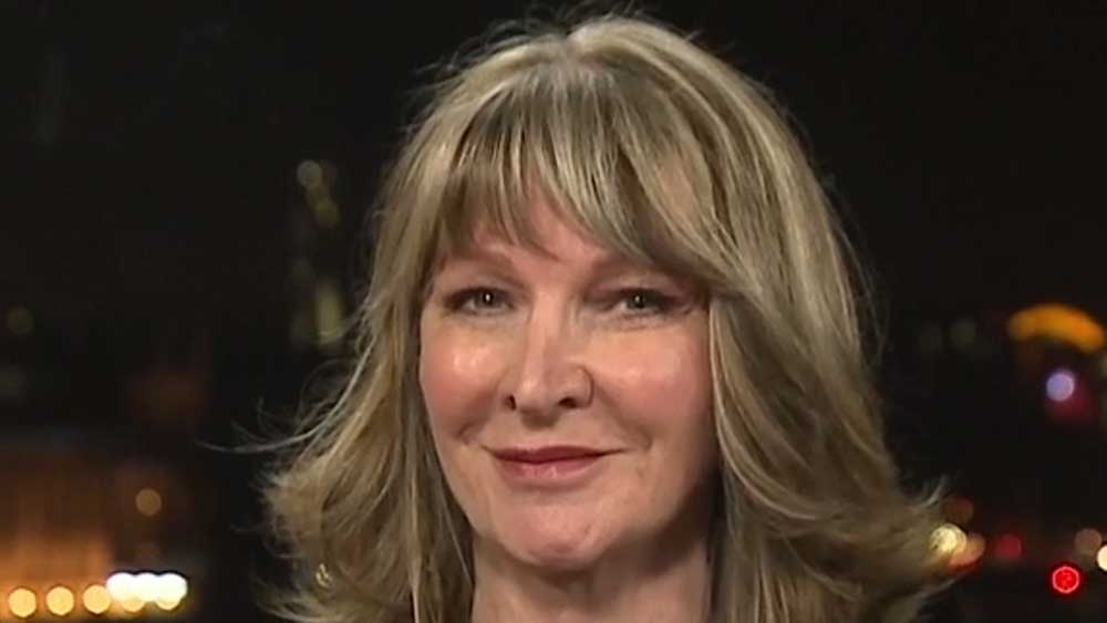 Astrologer Penny Thornton on Today show