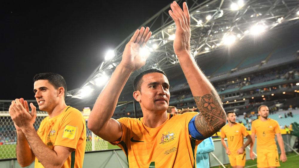Socceroos.