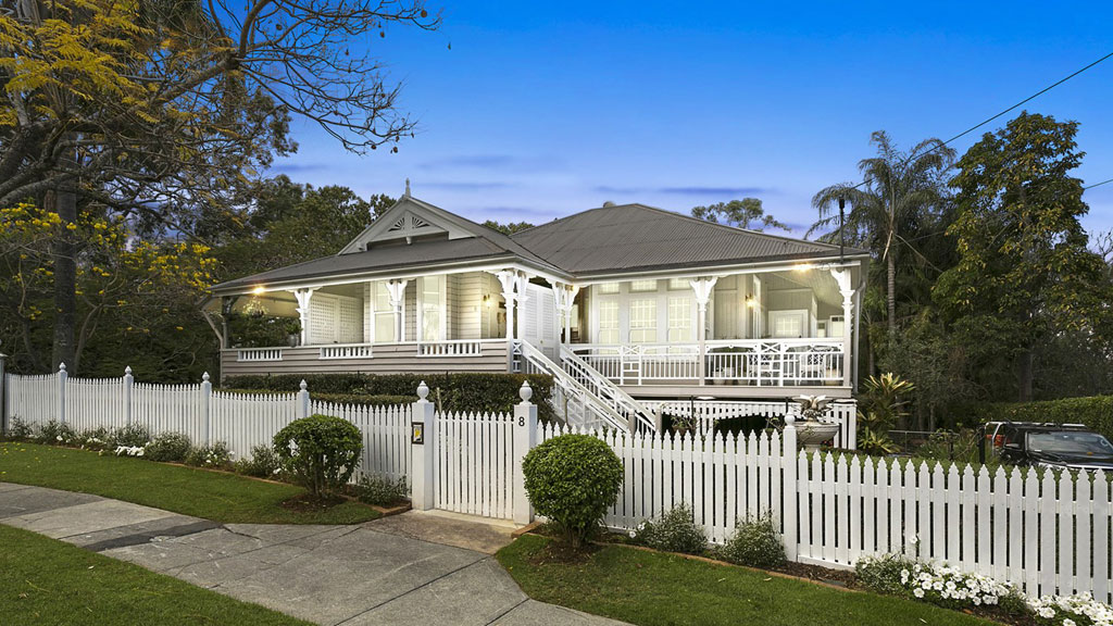 <strong>Blogger's beautifully renovated Queenslander for sale</strong>