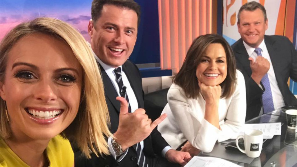 TODAY hosts acknowledge Lisa Wilkinson's shock departure from Nine