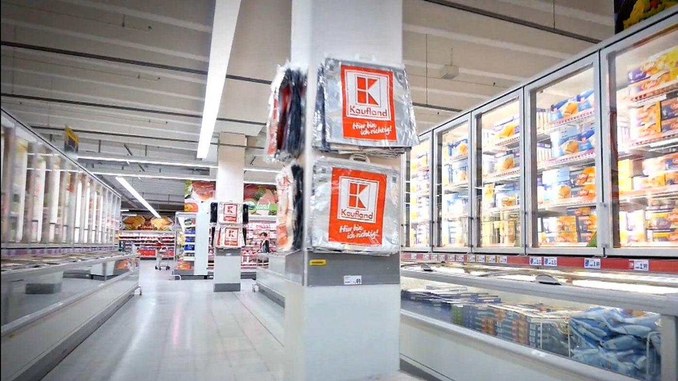 German 'hypermarket' making landmark leap down under