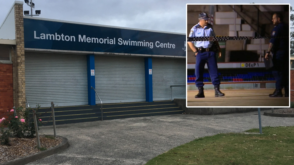 Teenage boy dies after attacking public pool employee